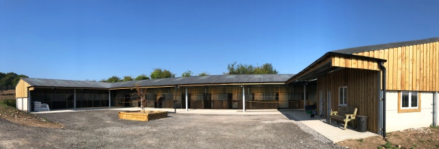 New stable block for full livery in Hampshire